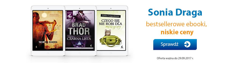 Sonia Draga: ebooki i audiobooki