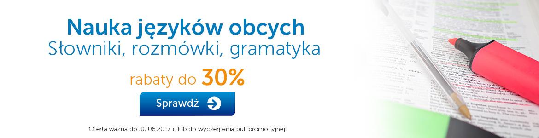 Języki obce do -30%