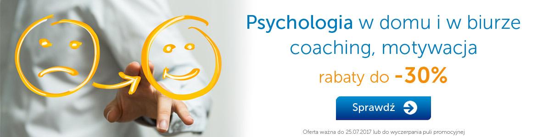 psychologia i motywacja do -30%