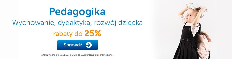 pedagogika do -27%