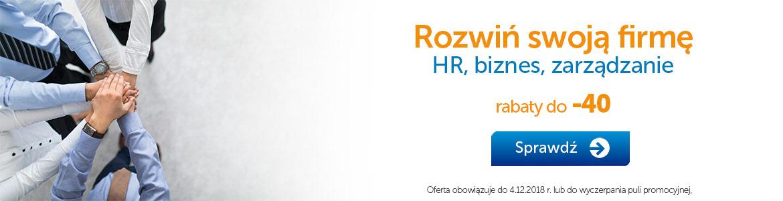 Biznes, zarządzanie, HR »