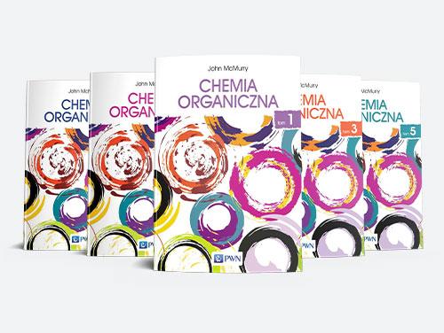 Chemia organiczna Tomy 1-5