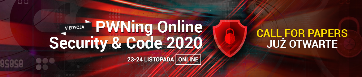 PWNing Online Security & Code 2020