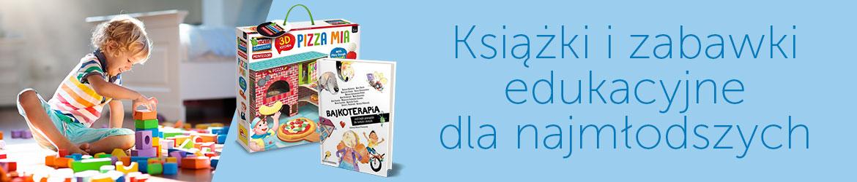 Książki, gry i zabawki dla dzieci