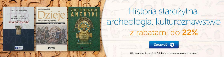 Historia starożytna, archeologia, kulturoznawstwo