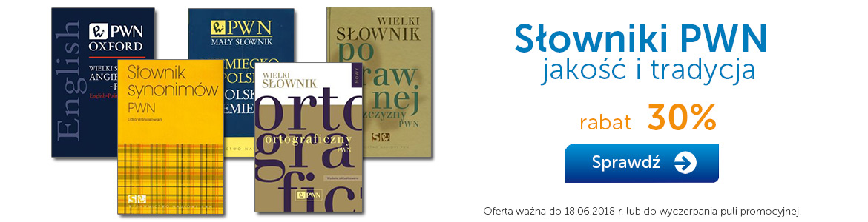 Słowniki PWN -30%