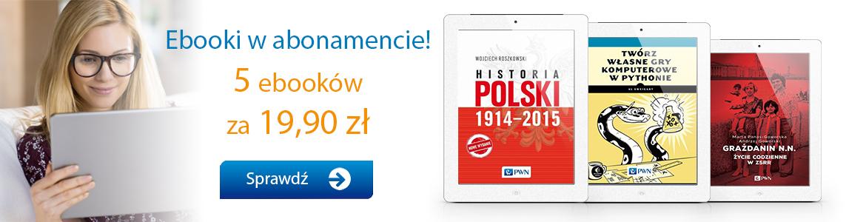Abonament na IBUK.pl