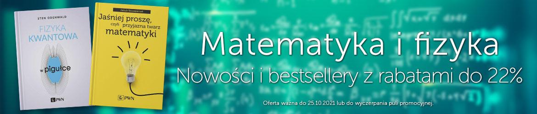 Matematyka, fizyka, chemia - studenckie must have »