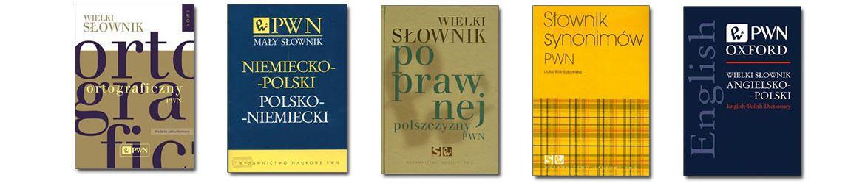 Słowniki PWN