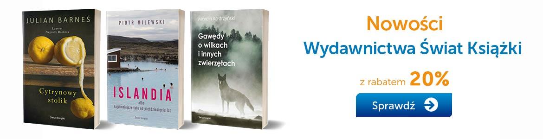 Nowości od Świata Książki -20% »