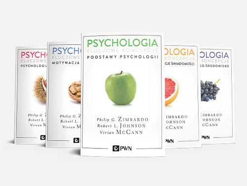 Psychologia. Kluczowe koncepcje Tomy 1-5