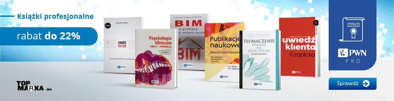 Książki dla profesjonalistów »