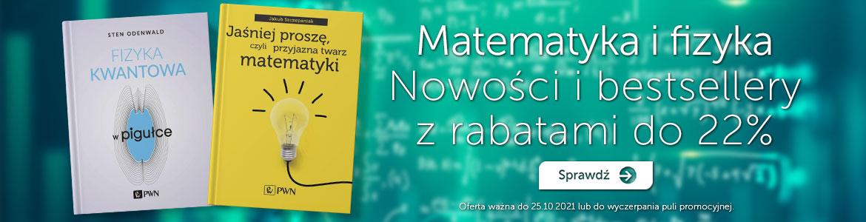 Matematyka i fizyka