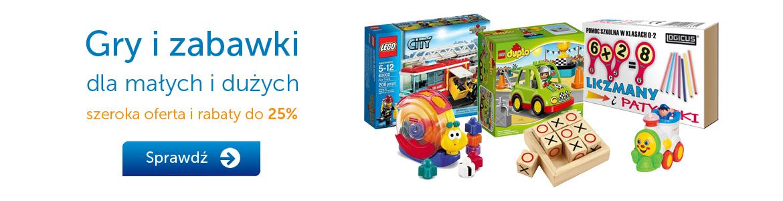 Zabawki i gry