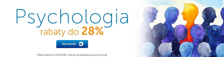 Psychologia -28% »