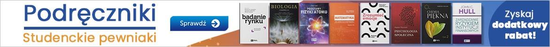 Podręczniki na studia
