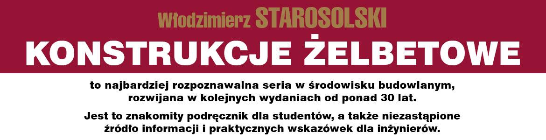 Konstrukcje żelbetowe - W . Starosolski