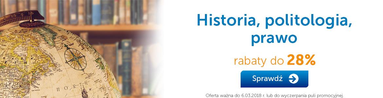 Historia, politologia, prawo do -28%