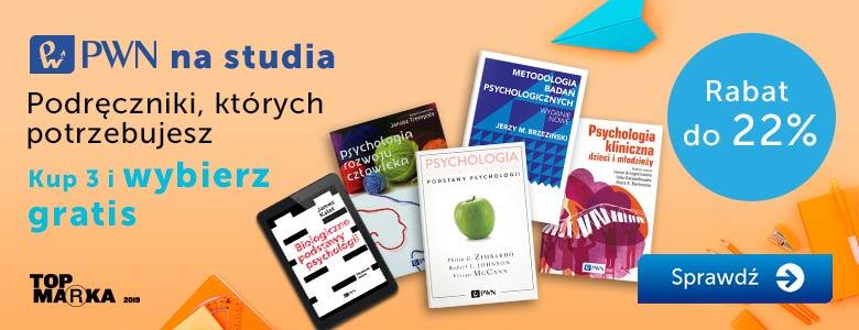 Podręczniki PWN - nauki społeczne