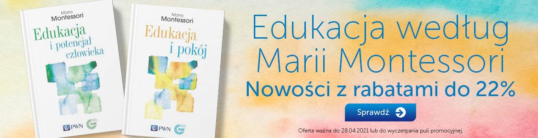 Edukacja według Marii Montessori
