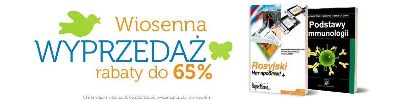 wyprzedaż -65%