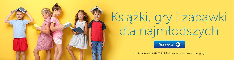 Książki, gry i zabawki dla dzieci »